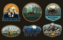 Summer Recreation Badges