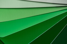 Green Abstract Background, Abstract Background With Lines, Abstract Background With Different Shades Of Green And Brown