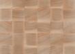 Wooden floor made from end grain. End wood. Wood mosaic surface. End Grain. Face Grain. Holzboden aus Stirnholz, Holzwürfel. Holz Mosaik Oberfläche.