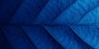 Blue oak leaf in macro with shadows.