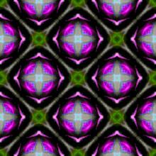 Medallion Tribal Texture. Purple, Pink, Lavender