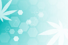 Formula Molecular Structure Of Marijuana For CBD