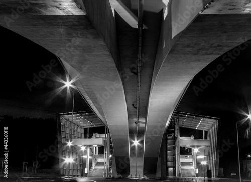 wiadukt kolejowy