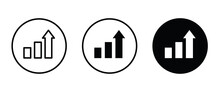 Rank Icon, Ranking Vector, Sign, Symbol, Logo, Illustration, Editable Stroke, Flat Design Style Isolated On White