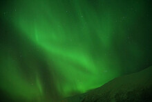 Spectacular Northern Lights In Tromso
