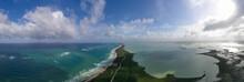 Aerial Tulum - Mexico