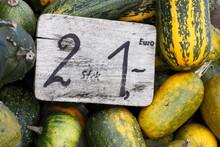 Gemüse Straßenverkauf 1