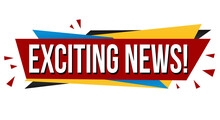 Exciting News Banner Design