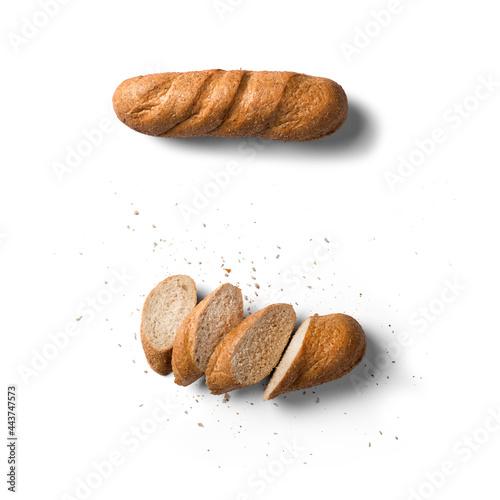 Obraz na plátně loaf of bread