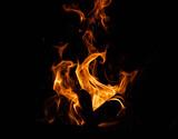 płomień, ogień, ognisko, symbole