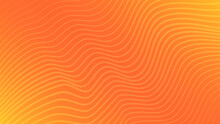 Modern Colorful Gradient Background With Wavy Lines