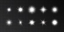 Light Effect Of Lens Flare