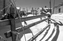 Rural Rhythm Of Snow