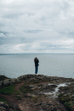 Photographer By The Sea