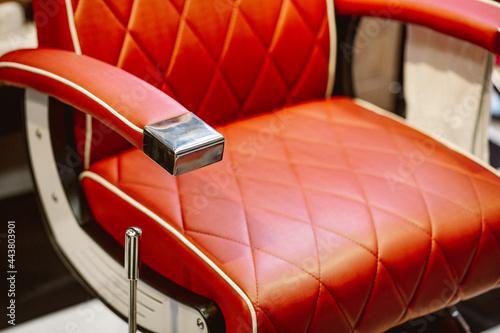 Stampa su Tela Cadeira de barbearia