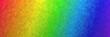 canvas print picture - Low Poly Polygon Hintergrund Textur in Regenbogen Farben
