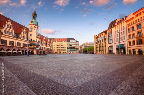 Fotografie, Obraz Leipzig, Germany