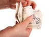 Liczenie banknotów