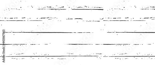 Billede på lærred Scratched Grunge Urban Background Texture Vector