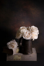 Ivory Rose Bunch
