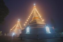 Wat Phra That Doi Kong Mu At Mae Hong Son, Thailand