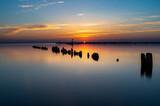 Fototapeta Na sufit - Wschód słońca nad morzem