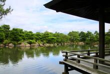 常楽園・東北の名庭園(福島県・福島市)