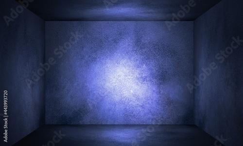 Fotografía Blue Galaxy