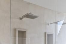 Modern Shower Stall