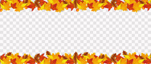 Happy Thanksgiving Day Background With Autumn Leaves, Pumpkins, Corn, Wheat. Hello, Autumn. Vector Illustration