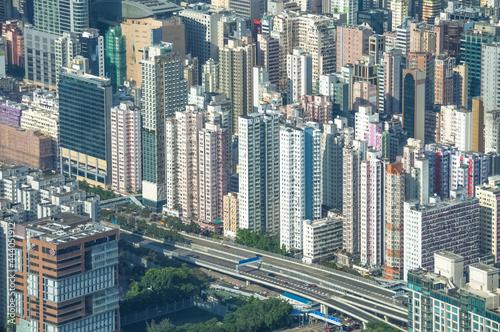 Foto Wieżowce, Hongkong