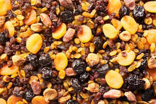 Mix Of Assorted Dried Fruits