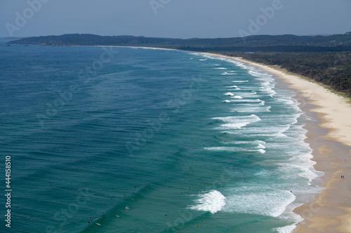 Tela Surfing Beach In Byron Bay