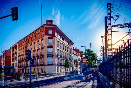 Fotografiet Valladolid ciudad histórica y monumental de la vieja Europa