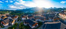Mengliu Town, Xiaoqikong Scenic Spot, Libo County, Guizhou Province, China