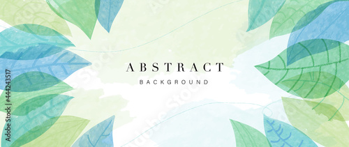 Fotografie, Obraz Abstract art background vector
