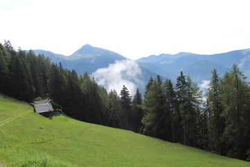 Pace in montagna