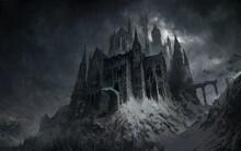 Dark Gothic Castle