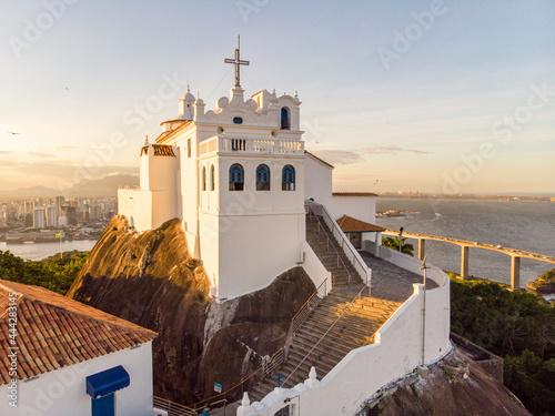 Fotografie, Obraz Convento da Penha em vila velha.