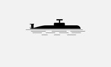 Submarine,submarine Icon,submarine Vector
