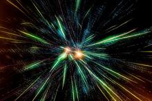 July 4th Fireworks Display.