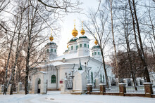 Resurrection Cathedral In Cherepovets