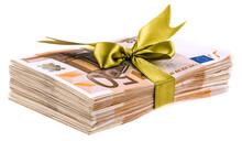 Liasse De Billets Cadeau