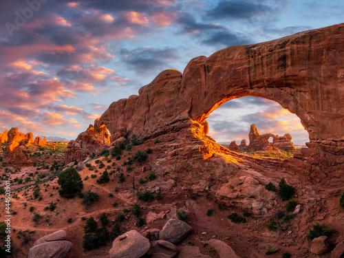 Fotografering Utah, Arches National Park