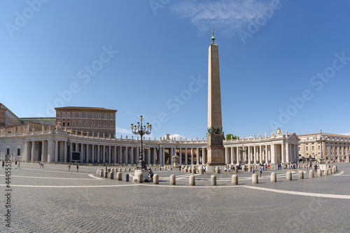 Foto Italy, Rome, St Peter's square