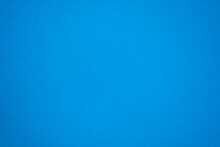 Blue Plaster Background Or Rough Pattern Turquoise Texture. Wall Turquoise Texture. Background Blue