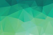 Green Gradient Vivid Abstract Design Background Texture Graphic Modern