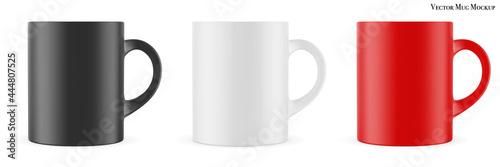 Fotografia Mug mockup (template, layout)