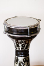The Goblet Drum Or Darbuka Drum Is A Single Head Membranophone With A Goblet Shaped Body Used Mostly In Egypt And Is Considered The National Symbol Of Egyptian Shaabi Music