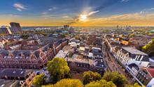 Skyline Of Historic Groningen City
